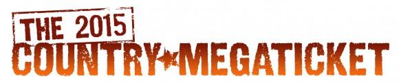 2015 Country Megaticket Tickets (Includes All Performances: Brad Paisley, Lady Antebellum, Dierks Bentley, Florida Georgia Line, Tim McGraw, Luke Bryan)