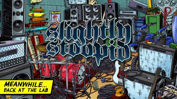 Slightly Stoopid, Soja, The Grouch and Eligh & Zion I