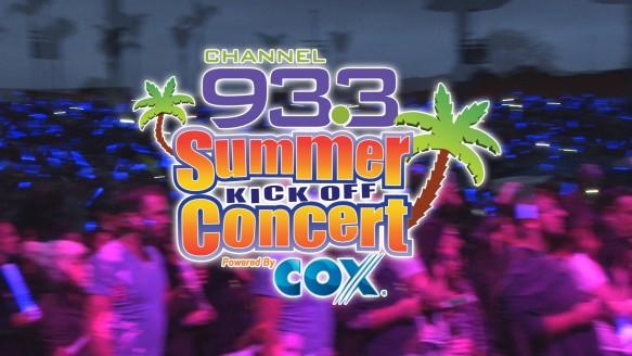 Channel 933 Summer Kick Off: Gwen Stefani, Ariana Grande, Flo Rida, Iggy Azalea & Fifth Harmony